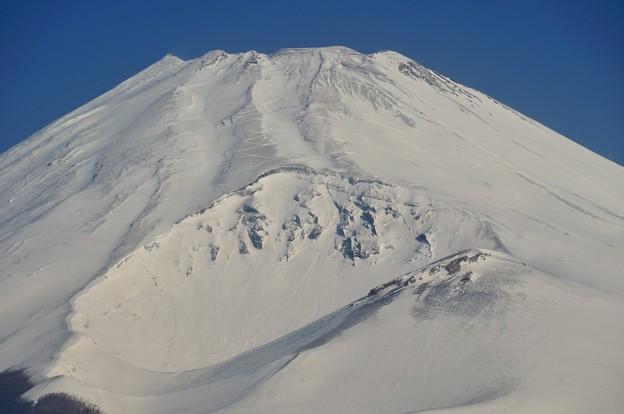 富士山 標高2500mより上部