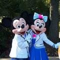 Photos: ミッキー&ミニー
