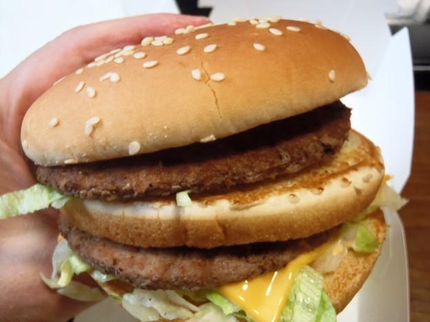いつも美味しいビッグマック
