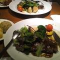 写真: 久しぶりの肉食!