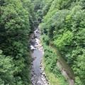 Photos: レイクラインから見下ろす中津川渓谷です。