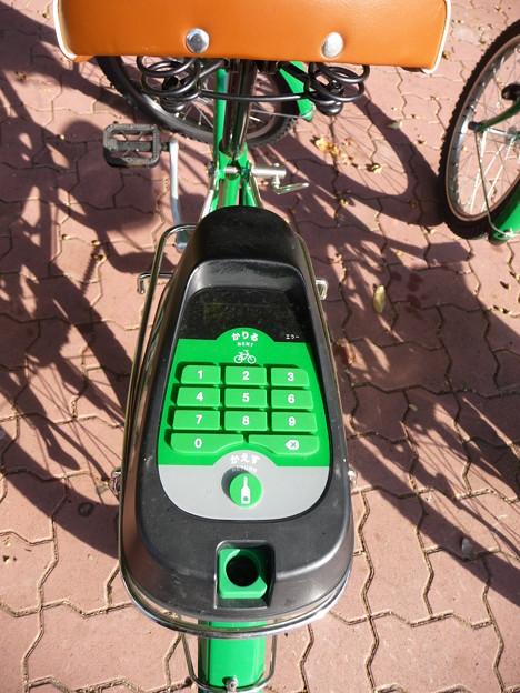 エコ自転車のコントローラー