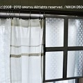 Photos: リヴィングに飾り窓を設置