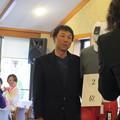 写真: 足利城ゴルフ倶楽部ファミリーベントコンペ惜しくも第2位の親さん2014.3.26