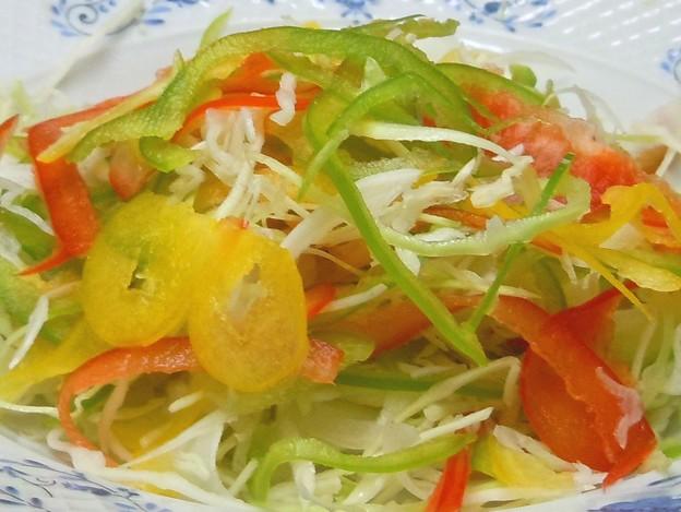 生野菜先食べダイエットを実践中♪(食べる順番を変えるだけ)