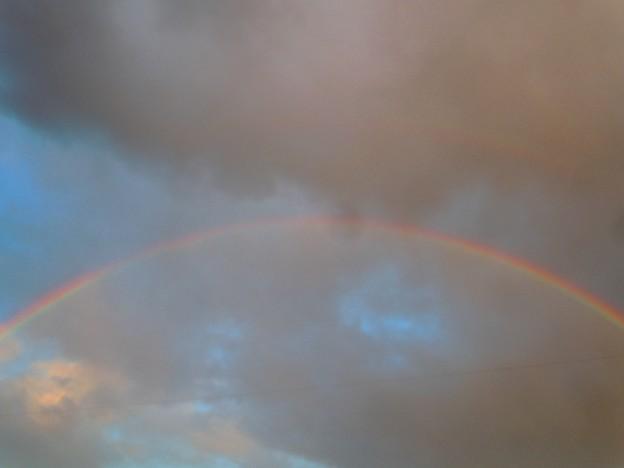 よーく見たらダブル 希望の虹の架け橋 レインボーブリッジ♪