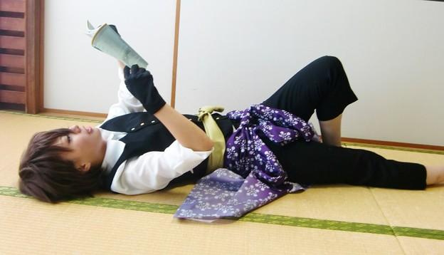 薄桜鬼 藤堂平助 洋装風コス衣装