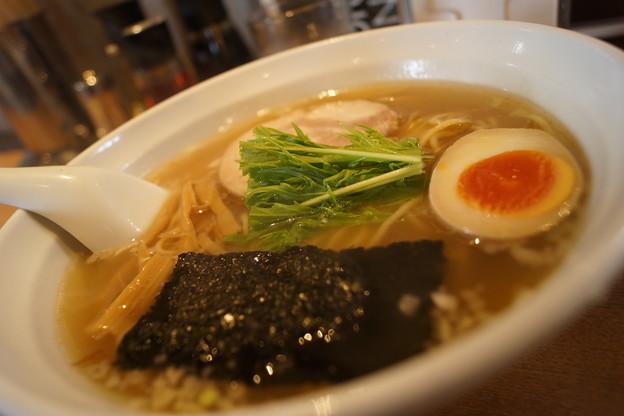 Dragon Noodle's ドラゴンラーメン@塩ラーメン