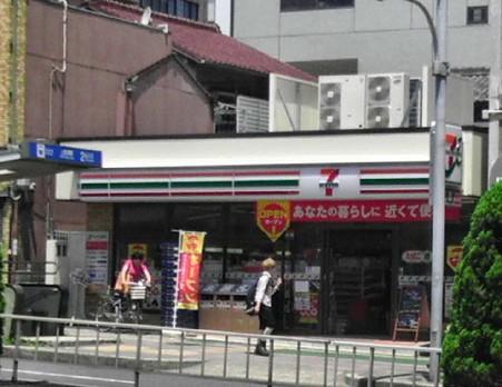 セブンイレブン名古屋上前津駅前店 2012年7月24日(火) オープン-240726-1