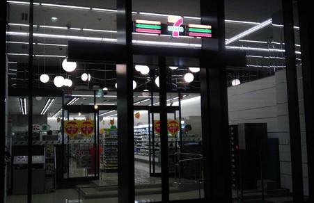 セブン-イレブン名古屋クロスコートタワー店   2012年7月27日(金) オープン-240727-1