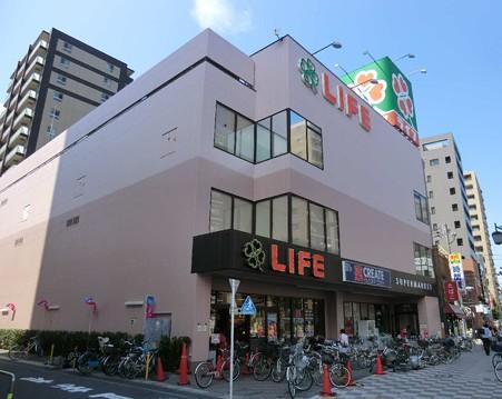 ライフ浅草店 2012年8月11日(土)オープン -240814-1