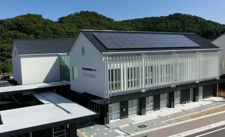 岡崎市 東部地域交流センター(むらさきかん)2012年8月25日 開業-241014-6
