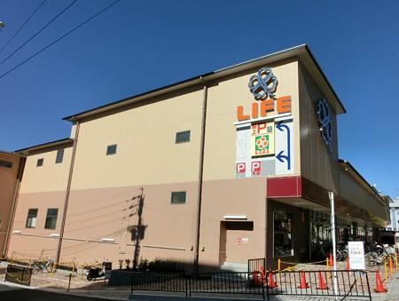 ライフ北白川店 2012年10月31日(水) オープン 1ケ月-241125-1
