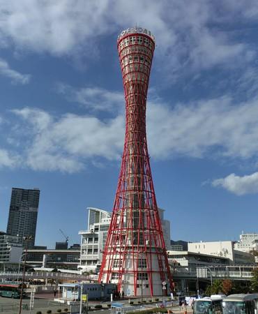 神戸ポートタワー-241209-1