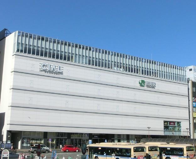 写真: シァル鶴見(CIAL鶴見) 2012年11月1日(木) 開業 2ケ月-250103-1