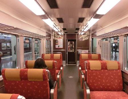 hankyu kyou train-250101-6