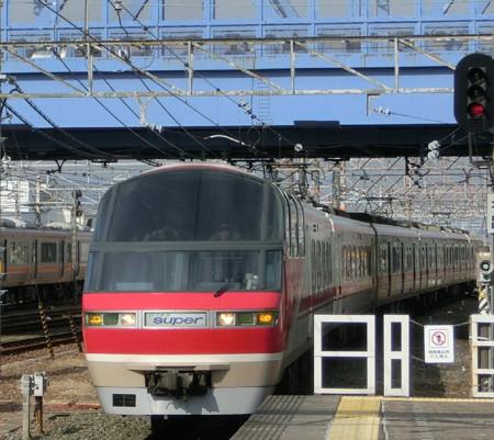 パノラマsuper 1000系 / 名鉄-250105-1