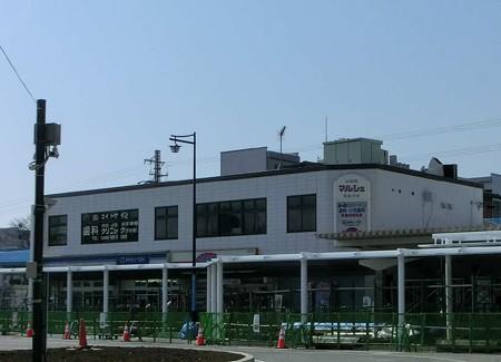 小田急 高座渋谷駅-250310-1