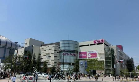 イオンモール大阪ドームシティ 2013年5月31日(金) グランドオープン -250428-1