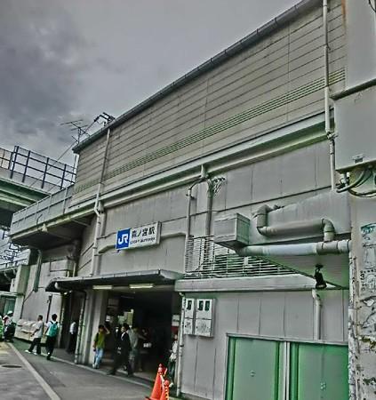 JR 森ノ宮駅 / 大阪環状線-250601-1
