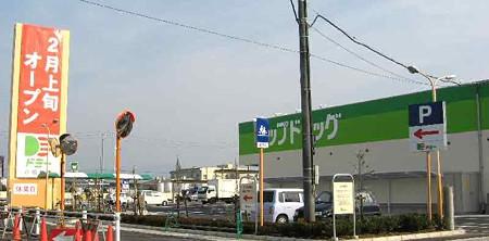 ドミー小坂井店 2007年2月1日(木) オープン-190128-1