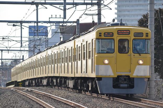 Photos: 2007F 各停西武新宿行き