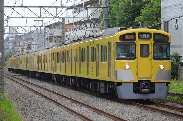 2451F+2007F 急行本川越行き