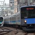 Photos: 20102F 通勤急行西武新宿行き