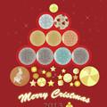 Photos: クリスマスカード2013e03