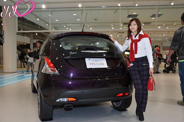 クライスラーイプシロンといえば吉田由美さんですね^^