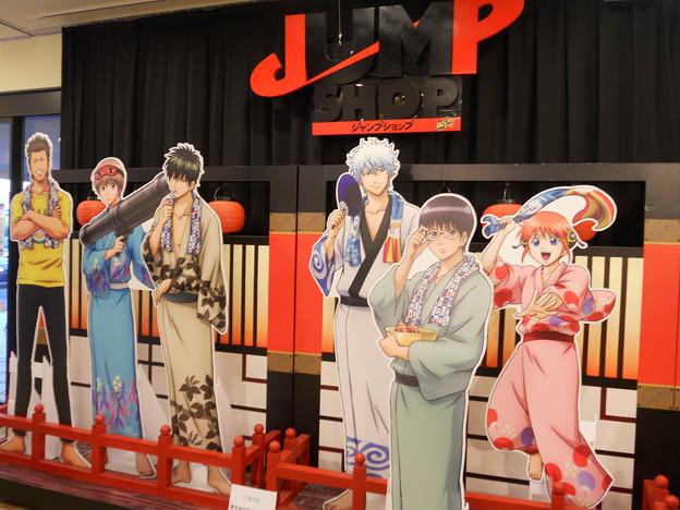 JUMP SHOP×銀魂