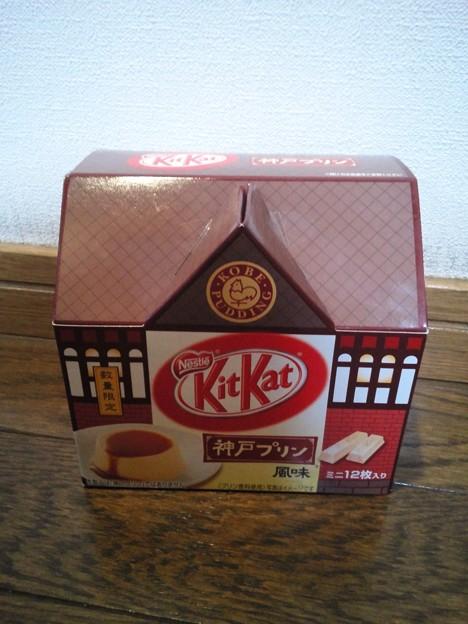 キットカット 神戸プリン風味