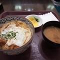 Photos: カツ丼セット