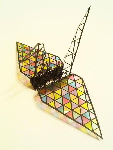 すべての折り紙 折り紙トナカイの作り方 : 切り絵!芸術的!アートな作品 ...