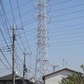 中富線104号鉄塔
