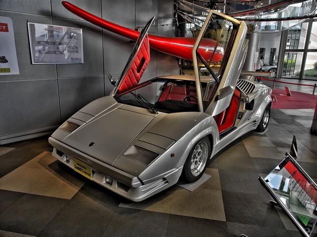 Lamborghini Countach Anniversary 25th