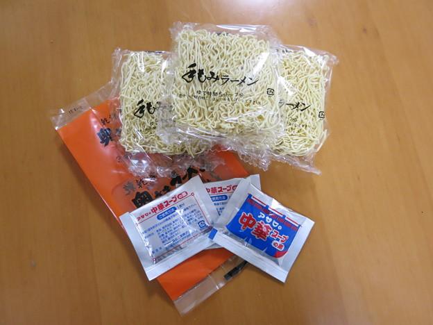 Photos: 北山製麺 奥様ラーメン(富山市八尾町)