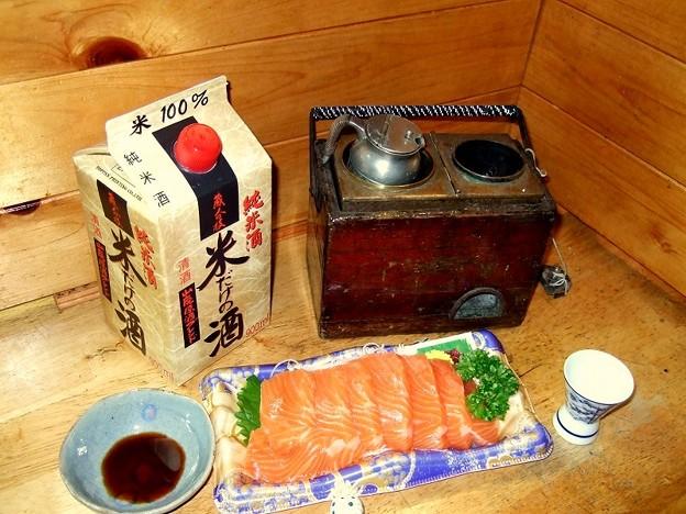燗銅壺  Samurai Sake warmer 風流専科