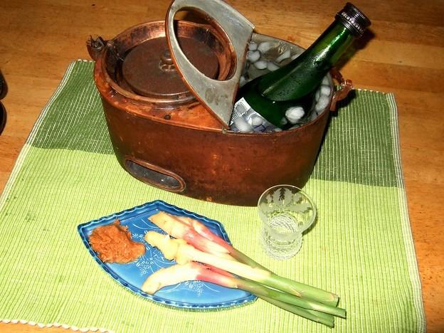 燗銅壺の新たな使い方の提案