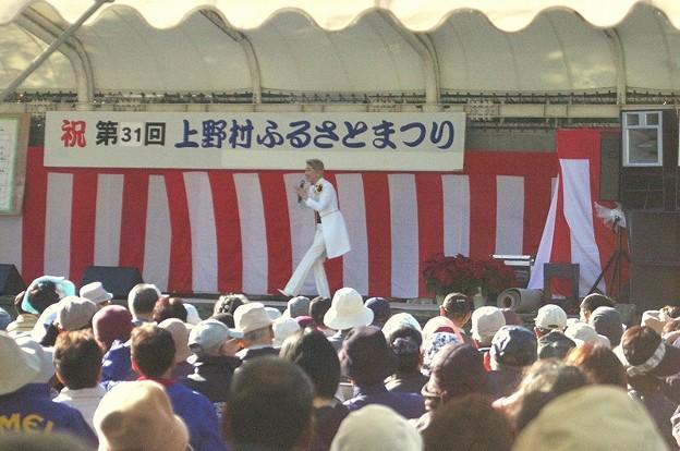 上野村 ふるさと祭り