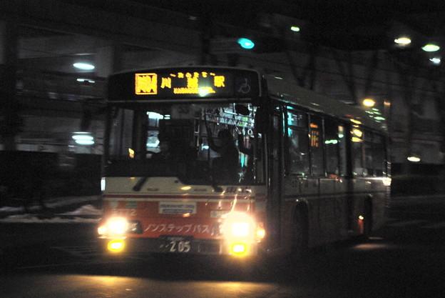 東武バスウエスト レインボーHR 9772