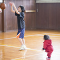 Photos: はじめてのバスケットボール