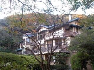 鎌倉文学館。