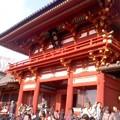 写真: 鶴岡八幡宮。