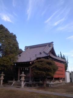小袋谷厳島神社。