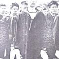 Photos: 脱帽・黙祷(平成20年10月20日)。