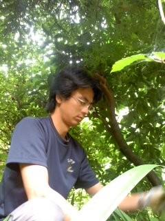 ボランティア活動2(6月22日・角田晶生)。