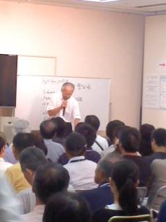 村田春樹(むらたはるき)講演(8月10日)