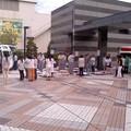 Photos: 救急フェア会場(鎌倉芸術館、9月9日)