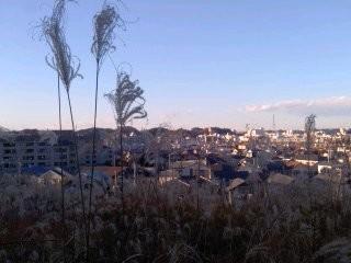 大船遠景(12月28日)